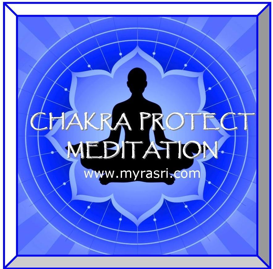 CHAKRA-PROTECT MEDITATION ICON